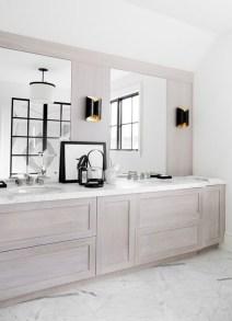 Elegant Wood Decor Ideas For Your Bathroom Design 01