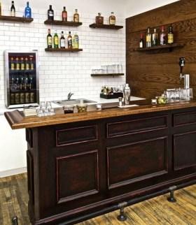 Fabulous Home Bar Designs You'll Go Crazy For 04