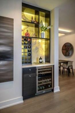 Fabulous Home Bar Designs You'll Go Crazy For 17