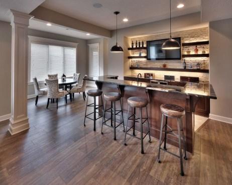 Fabulous Home Bar Designs You'll Go Crazy For 26