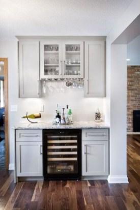 Fabulous Home Bar Designs You'll Go Crazy For 41