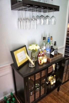 Fabulous Home Bar Designs You'll Go Crazy For 44