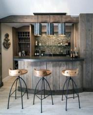 Fabulous Home Bar Designs You'll Go Crazy For 46