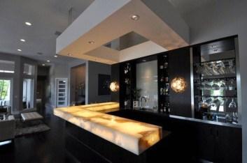Fabulous Home Bar Designs You'll Go Crazy For 48