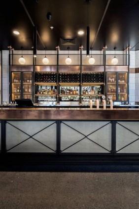 Fabulous Home Bar Designs You'll Go Crazy For 51
