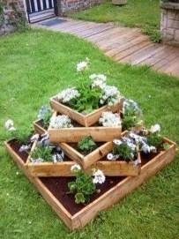 Genius DIY Projects Pallet For Garden Design Ideas 10