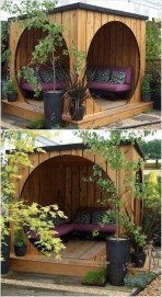 Genius DIY Projects Pallet For Garden Design Ideas 11