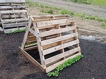 Genius DIY Projects Pallet For Garden Design Ideas 12