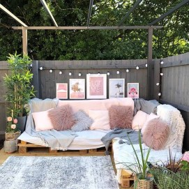 Genius DIY Projects Pallet For Garden Design Ideas 14