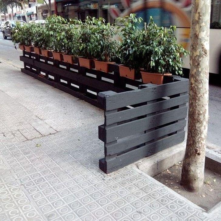 Genius DIY Projects Pallet For Garden Design Ideas 15
