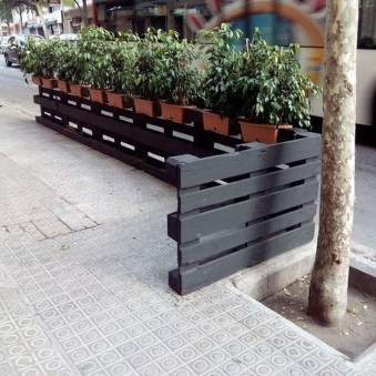 Genius DIY Projects Pallet For Garden Design Ideas 15