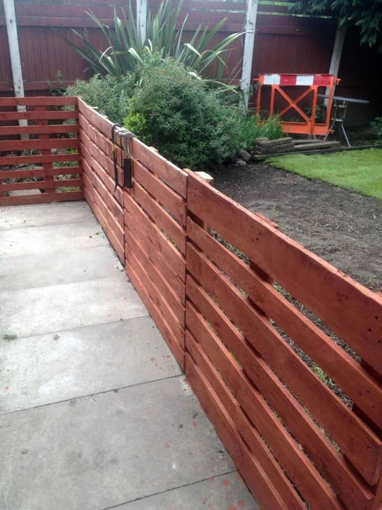 Genius DIY Projects Pallet For Garden Design Ideas 19