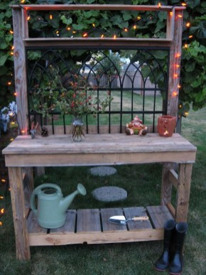 Genius DIY Projects Pallet For Garden Design Ideas 28