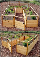 Genius DIY Projects Pallet For Garden Design Ideas 31