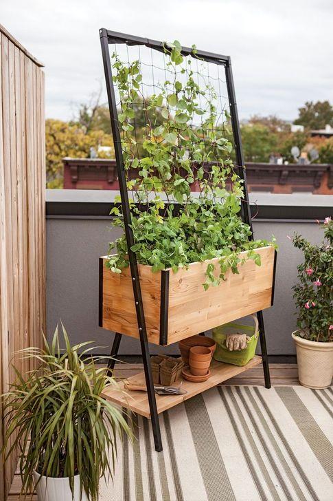 Genius DIY Projects Pallet For Garden Design Ideas 46