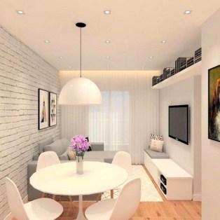 Impressive Small Living Room Ideas For Apartment 10