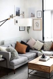 Impressive Small Living Room Ideas For Apartment 14