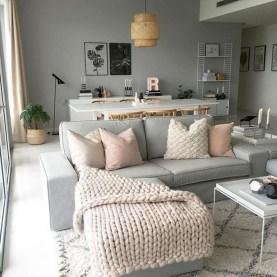 Impressive Small Living Room Ideas For Apartment 15