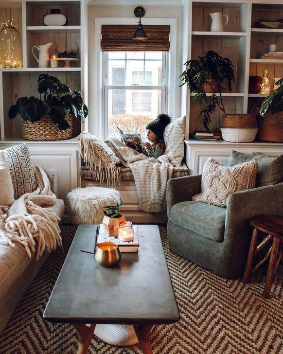 Impressive Small Living Room Ideas For Apartment 50