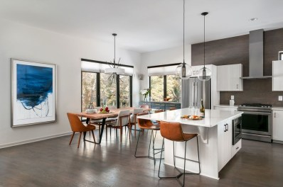 Inspiring Open Concept Kitchen You'll Totally Love 06