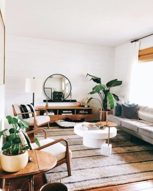 Luxurious Mid Century Home Decoration Ideas 08