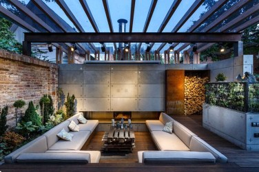 Magnificient Outdoor Lounge Ideas For Your Home 43