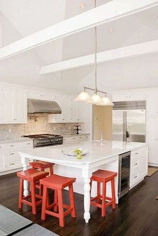 Marvelous Kitchen Island Ideas With Seating For Kitchen Design 01