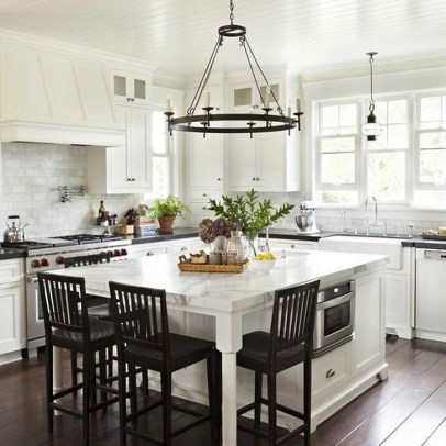 Marvelous Kitchen Island Ideas With Seating For Kitchen Design 07