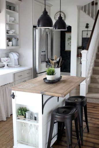 Marvelous Kitchen Island Ideas With Seating For Kitchen Design 25