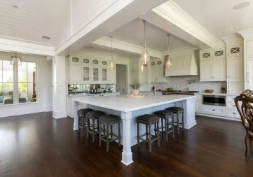 Marvelous Kitchen Island Ideas With Seating For Kitchen Design 43