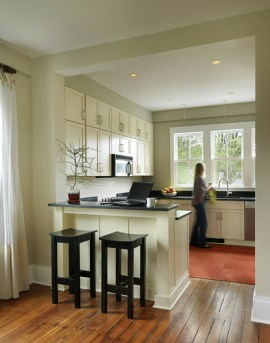 Minimalst Open Concept Kitchen And Dining Room Design Ideas 21