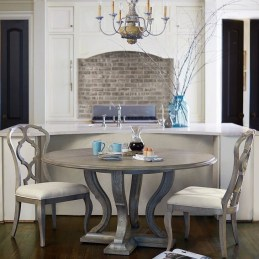 Modern Round Dining Table Design Ideas For Inspiration 03