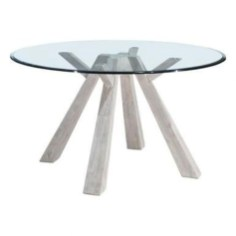 Modern Round Dining Table Design Ideas For Inspiration 10