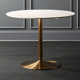 Modern Round Dining Table Design Ideas For Inspiration 21