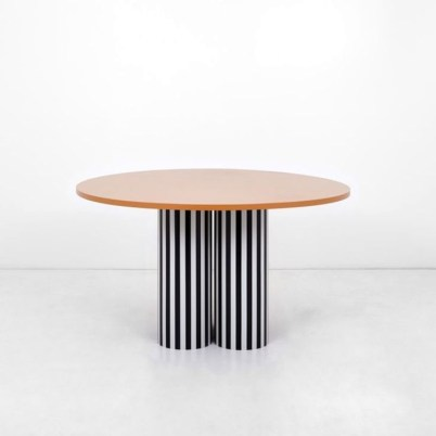 Modern Round Dining Table Design Ideas For Inspiration 31