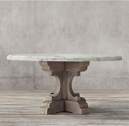 Modern Round Dining Table Design Ideas For Inspiration 42