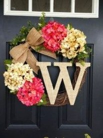 Most Popular DIY Summer Wreath You Will Totally Love 11
