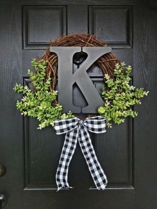 Most Popular DIY Summer Wreath You Will Totally Love 45