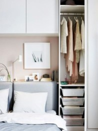 Popular Wardrobe Design Ideas In Your Bedroom 20