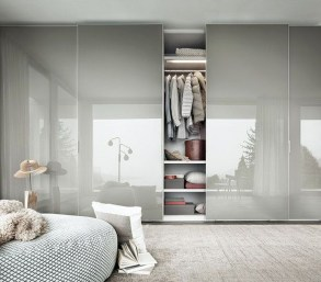 Popular Wardrobe Design Ideas In Your Bedroom 29