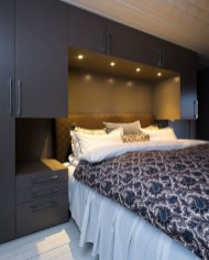 Popular Wardrobe Design Ideas In Your Bedroom 35