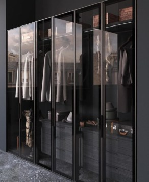 Popular Wardrobe Design Ideas In Your Bedroom 40