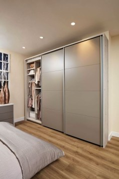 Popular Wardrobe Design Ideas In Your Bedroom 41