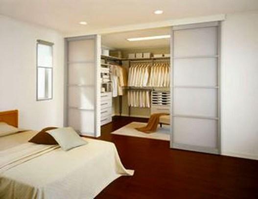Popular Wardrobe Design Ideas In Your Bedroom 43