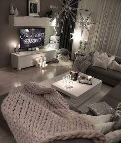 Small And Cozy Living Room Design Ideas To Copy 38