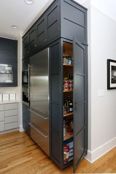 Smart Hidden Storage Ideas For Kitchen Decor 07