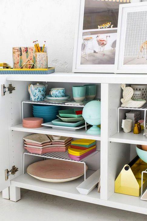 Smart Hidden Storage Ideas For Kitchen Decor 17