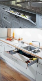 Smart Hidden Storage Ideas For Kitchen Decor 18