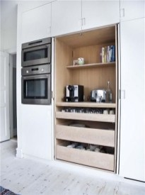 Smart Hidden Storage Ideas For Kitchen Decor 20