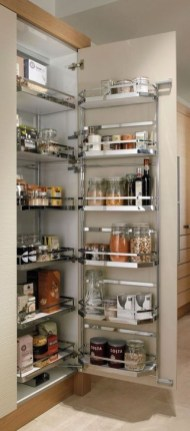 Smart Hidden Storage Ideas For Kitchen Decor 23